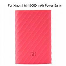 Heartly Soft Silicone Protector Case Cover for Xiaomi Mi 10000 mAh Power Bank ( Powerbank Not Included ) - Cute Pink for Rs. 239