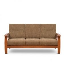Buy Winston Three Seater Sofa Dirty Oak for Rs. 23,900