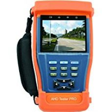 Unicam CAT 893-RS Professional (ALL IN ONE) CCTV 2.8 Inch / 3.5 Inch TET LCD PANEL CCTV AHD PTZ CONTROL CAMERA TESTER,12V OUTPUT. SUPPORTS ALL ANALOG, HD, AHD UHD, CVI, TVI & PTZ CAMERAS. FREE SLING BAG INSIDE for Rs. 10,999