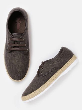 Flat 65% off on Roadster Casuals(Brown)