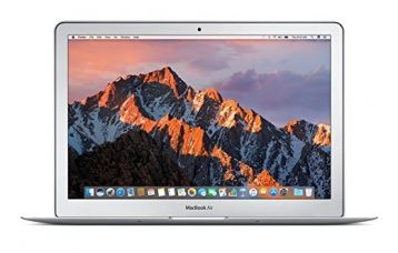 Apple MacBook Air MQD32HN/A 13.3-inch Laptop 2017 (Core i5/8GB/128GB/MacOS Sierra/Integrated Graphics) for Rs. 55,990