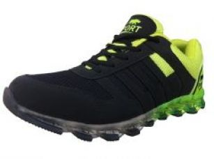 Get 76% off on Sports Pu Running Gymming Shoes For Men