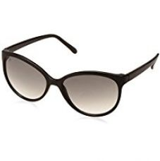 Buy MTV Gradient Cat Eye Women's Sunglasses - (MTV-134-C1|56|Grey Color) from Amazon