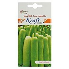 Buy Bottle Gourd Seeds by Kraft Seeds from Amazon