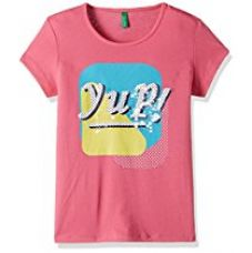 Buy United Colors of Benetton Girls' T-Shirt from Amazon