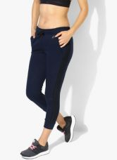 Buy Adidas Ess 3S Tapp Navy Blue Training Track Pants from Jabong