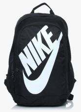 Buy Nike Hayward Futura Black Backpack from Jabong