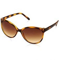 Buy MTV Gradient Cat Eye Women's Sunglasses - (MTV-134-C2|56|Brown Color) from Amazon