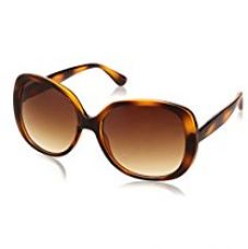 MTV Gradient Oversized Women's Sunglasses - (MTV-133-C2|60|Brown Color) for Rs. 707