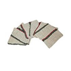 Kuber Industries™ Floor Wipes Cloth / Mops / Pocha Set of 6 Pcs (28*28 Inches) for Rs. 299