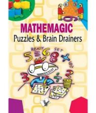 Buy Mathemagic Puzzles and Brain Drainers from SnapDeal
