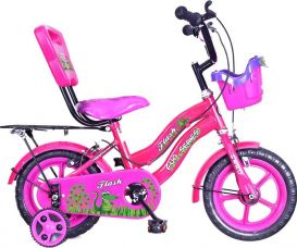 Hero Flash 12T S365BBDFL02 Road Cycle  (Pink, Purple) for Rs. 1,998