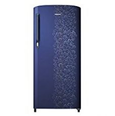 Buy Samsung 192 L 2 Star Direct Cool  Refrigerator (RR19M1412VJ/RR19M2412VJ , Royal Tendril Violet) from Amazon
