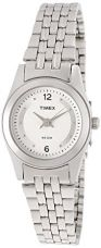 Buy Timex Classics Analog Silver Dial Women's Watch - TI000LY0700 from Amazon
