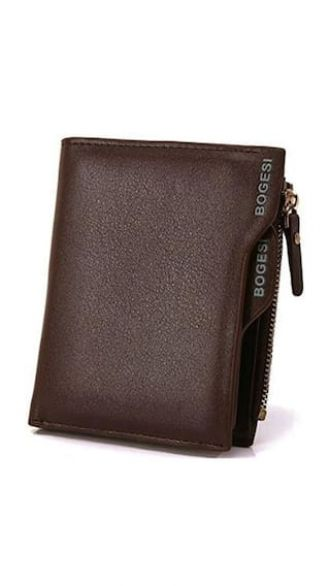 Buy Bogesi Wallet For Men- Brown for Rs. 314