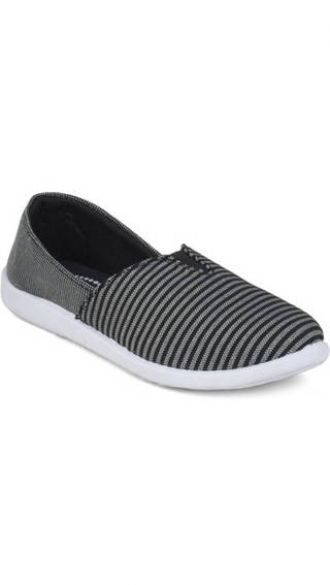 Action Women Black Casual Shoes for Rs. 299