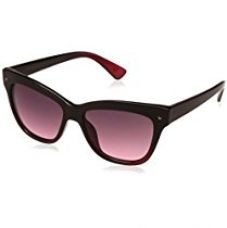 Buy MTV Gradient Cat Eye Women's Sunglasses - (MTV-132-C4|54|Purple Color) from Amazon