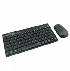 Buy Rapoo 8000 Wireless Keyboard and Mouse Combo (Black) from Amazon
