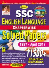 Buy Kiran s SSC English Language Chapterwise Solved Pa from Infibeam