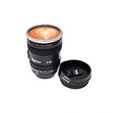 Inovera Camera Lens shape Cup Coffee Tea Mug (Black) for Rs. 399