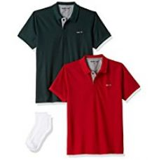 Buy Newport Men's T-Shirt (Pack of 2) from Amazon