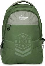 Buy Roadster Premium 4.5 L Laptop Backpack  (Green) from Flipkart