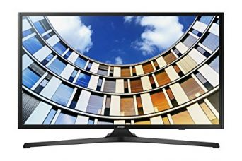 Buy Samsung 100 cm (40 inches) 40M5100 Basic Smart Full HD LED TV (Black) from Amazon