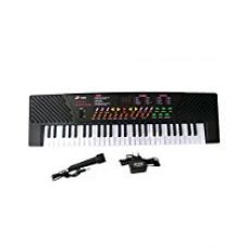 Miles-3738 Electronic and Musical 44 standard Accordion Keyboard Piano, Black for Rs. 1,337