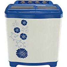 Buy Panasonic 8 kg Semi-Automatic Top Loading Washing Machine (NA-W80H2ARB, Blue and White) from Amazon