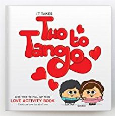 Indibni Love Activity Book Two To Tango diary for Rs. 249