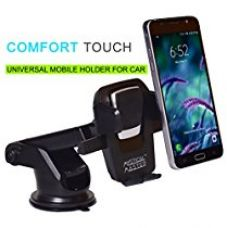 Buy Mystical Master One Touch Car Mobile Holder - Premium (New Generation) Universal Car Mount and Mobile Holder for Car Dashboard, Car Windshield, Home & Office Table/Desk for Smartphones with Multi Angle Adjustable & 360° Rotation from Amazon