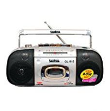 Buy Santosh Tape Recorder With In-built FM Radio Player (GL-910) from Amazon