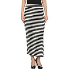 Buy My Swag Hosiery Straight Casual Women Pencil Skirt from Amazon