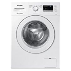 Buy Samsung 6 kg Fully-Automatic Front Loading Washing Machine (WW60M206LMW/TL, White) for Rs. 22,490