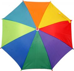 Buy Citizen 17 Mono Umbrella  (Multicolor) from Flipkart