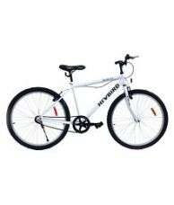 Flat 44% off on HI-BIRD Robust White 26T Mountain Adult Bicycle