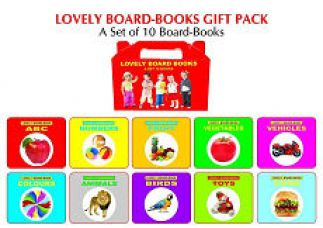 Get 28% off on Lovely Board Books - Gift Pack (10 Titles) Paperback (English) 1st Edition