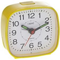 Orpat Beep Alarm Clock (Yellow, TBB-137) for Rs. 200