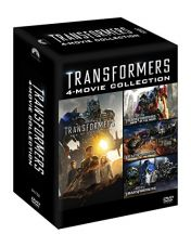 Buy Transformers (4 Movie Collection) from Amazon