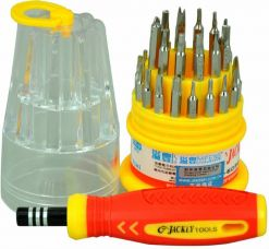 Get 22% off on Jackly Impact Screwdriver Set(Pack of 31)