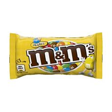 Buy M&M's Peanut Coated with Milk Chocolate, 45g from Amazon
