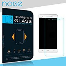 Buy Noise Tempered Glass Screen protector For Vivo Y21 with 2.5D Curved Edge, 9H Hardness, Ultra Thin from Amazon