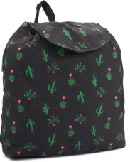 People P42BAG899122126 18.5 L Backpack  (Black, Green) for Rs. 899
