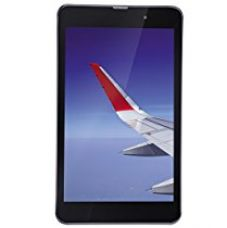 IBall Slide Wings 4GP Tablet (8 inch, 16GB, Wi-Fi + 4G LTE, Voice Calling), Silver Chrome for Rs. 8,999