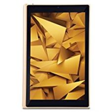 IBall Slide Elan 4G2 Tablet (10.1 inch, 16GB, Wi-Fi + 4G LTE + Voice Calling), Gold-Cobalt Brown for Rs. 13,999