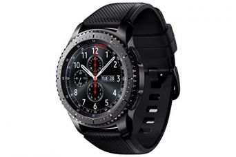 Buy Samsung Gear S3 Frontier Smartwatch Stainless Steel from Amazon