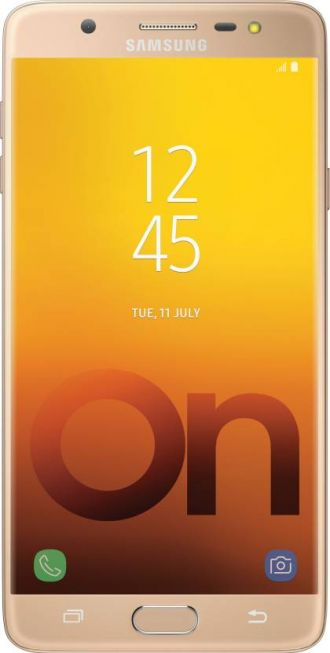 Samsung Galaxy On Max (Gold, 32 GB)  (4 GB RAM) for Rs. 16,900