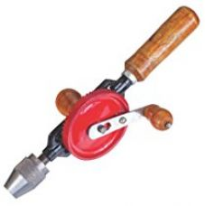 Buy Impact Imhdm14 Hand Drill Machine 1/4 (Red) from Amazon
