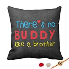Buy TYYC New Year Gifts For Brother, Buddy Brother Printed Cushion Covers for Brother - 12x12 inches from Amazon