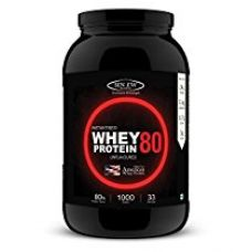 Sinew Nutrition Raw Whey Protein Concentrate 80%, 1 kg (Unflavoured) for Rs. 1,293